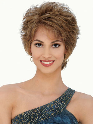 ESTETICA HALLIE SYNTHETIC LACE FRONT WIG
