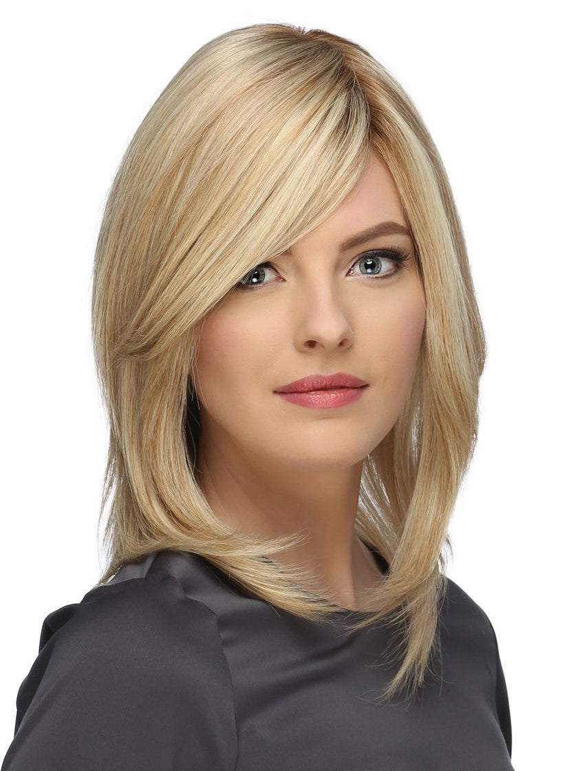 ESTETICA NICOLE HUMAN HAIR LACE FRONT WIG