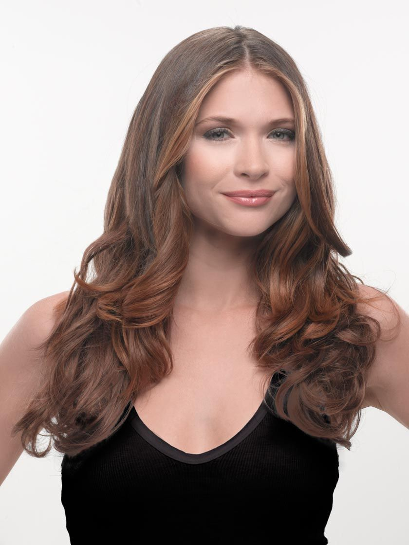 "HAIRDO 23"" WAVY CLIP-IN HAIR EXTENSIONS"