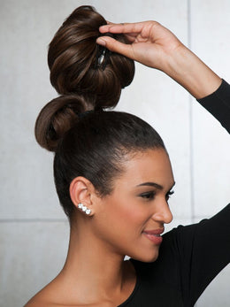 HAIRDO GLAMOUR CHIGNON HAIRPIECE