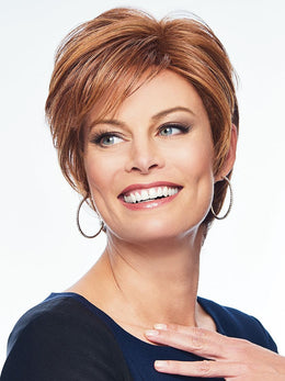 HAIRDO INSTANT SHORT CUT HEAT FRIENDLY SYNTHETIC WIG