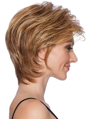 HAIRDO SHORT TAPERED CROP HEAT FRIENDLY SYNTHETIC WIG