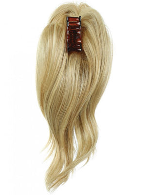 "HAIRDO 12"" SIMPLY WAVY CLIP ON PONY HEAT FRIENDLY SYNTHETIC HAIRPIECE"