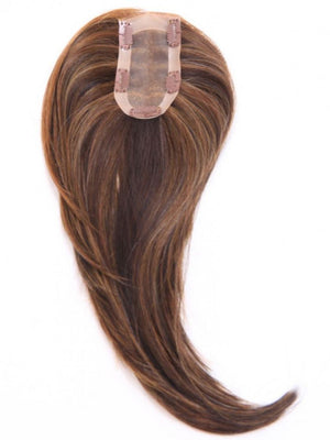HAIRDO TOP OF HEAD HEAT FRIENDLY HAIRPIECE