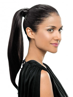 "HAIRDO 18"" SIMPLY STRAIGHT SYNTHETIC WRAP AROUND PONY"