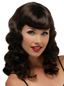 JON RENAU PIN UP COSTUME WIG
