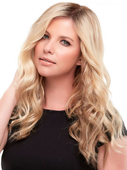 "JON RENAU TOP WAVE 18"" MONOFILAMENT HAIRPIECE"