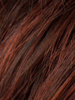 WINE RED ROOTED 33.130.4 | Dark Auburn ,blended with Fox red and Dark espresso Brown