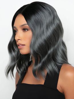 MUSE SERIES VELVET WAVEZ LACE FRONT WIG