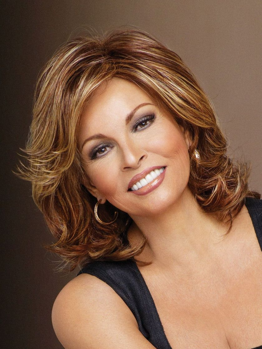 RAQUEL WELCH EMBRACE SYNTHETIC WIG