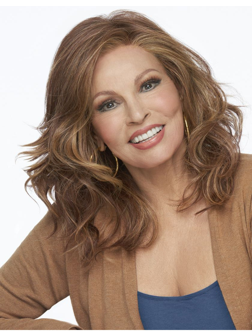 RAQUEL WELCH FREE TIME MONOFILAMENT WIG