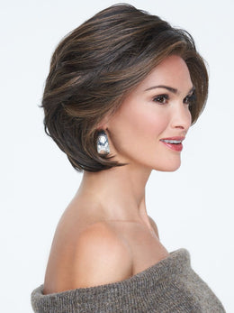 RAQUEL WELCH IN CHARGE MONOFILAMENT WIG