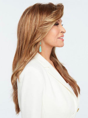 RAQUEL WELCH MILES OF STYLE LACE FRONT WIG