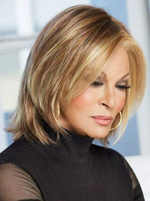 RAQUEL WELCH PLAY IT STRAIGHT LACE FRONT WIG