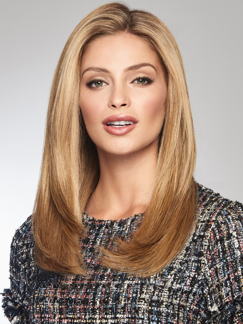 RAQUEL WELCH STYLE FORWARD 16 INCH HEAT FRIENDLY SYNTHETIC HAIRPIECE