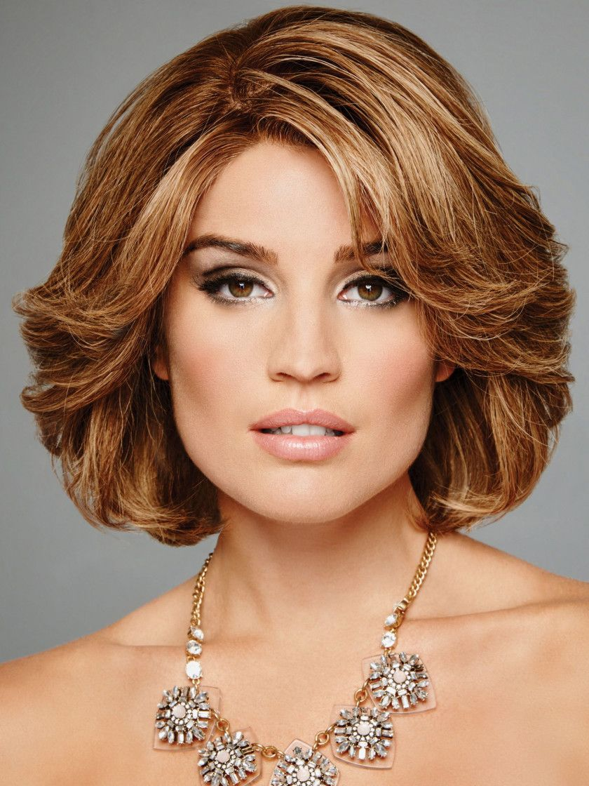 RAQUEL WELCH THE ART OF CHIC HUMAN HAIR WIG