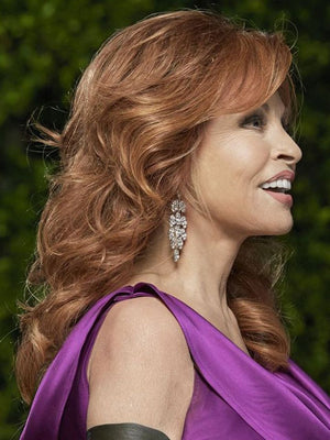 RAQUEL WELCH THE GOOD LIFE HUMAN HAIR WIG