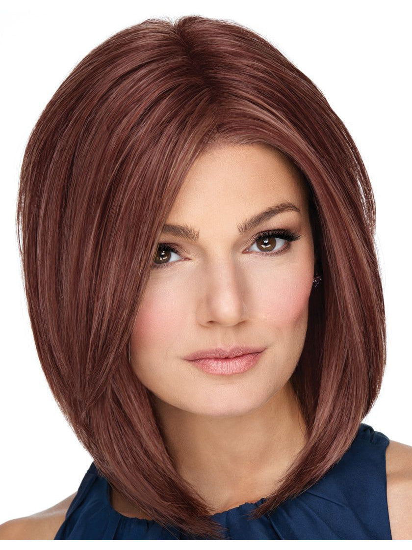 RAQUEL WELCH ON POINT PARTIAL MONOFILAMENT WIG