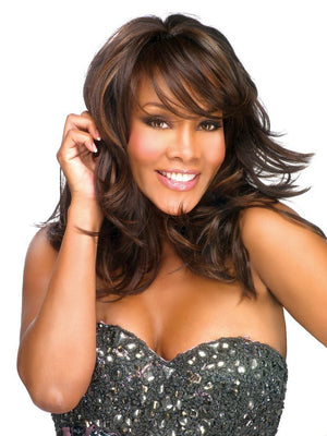 Vivica Fox Brie Heat Friendly Synthetic Wig