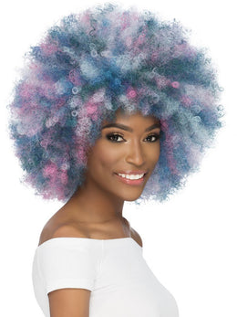 VIVICA FOX BUBBLE SYNTHETIC WIG