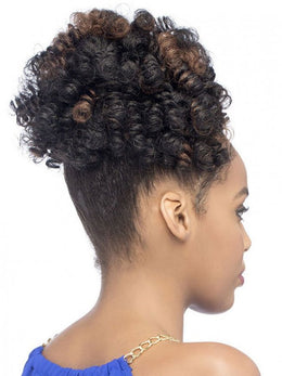 VIVICA FOX BANG AND PONY COIL SYNTHETIC HAIRPIECE