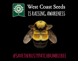 Save The Rusty-Patched Bumble Bee
