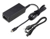 45W HP Chromebook 14a-na0097nr Charger AC Adapter Power Supply + Cord