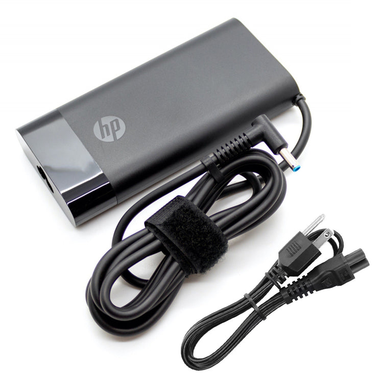 150W HP ZBook Power 15 G7 Mobile Workstation Charger AC Adapter Power Supply + Cord