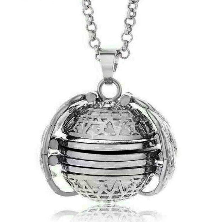 Memorial Photo Locket Necklace