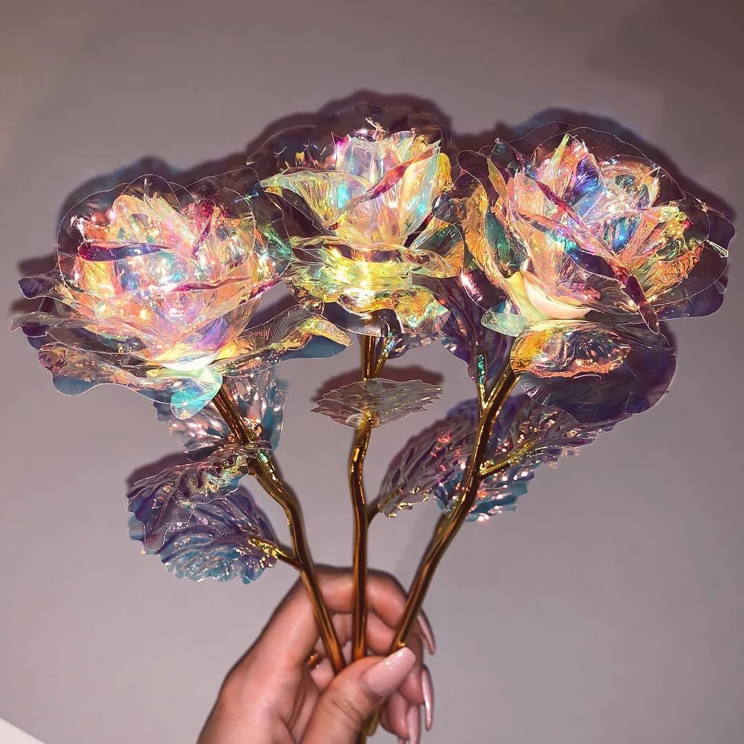 Original Galaxy Rose™️ Flower By Bold & Cupid