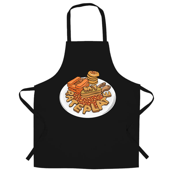 Rate My Dinner Plate Apron