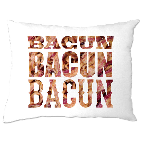 Bacun Stack Pillow Case