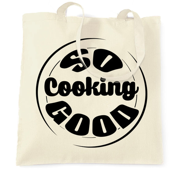 So Cooking Good Tote Bag