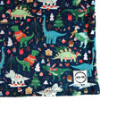 Load image into Gallery viewer, #98 Christmas Dinosaur T-Shirt Shirt Just For Littles™