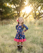 Load image into Gallery viewer, AAA Long Sleeve Floral Just For Littles