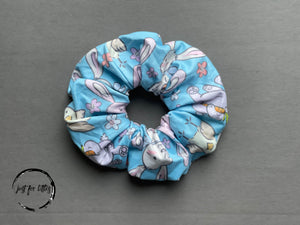 Blue Bunny Scrunchie accessories Just For Littles™