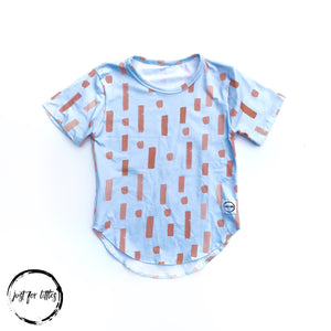 Blue T-shirt Just For Littles