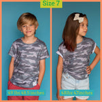 Load image into Gallery viewer, Camo T-Shirt Shirt Just For Littles