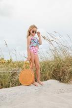 Load image into Gallery viewer, Caretta Cottage Tankini Set Just For Littles