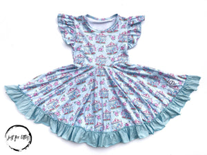 Carousel Dress Just For Littles