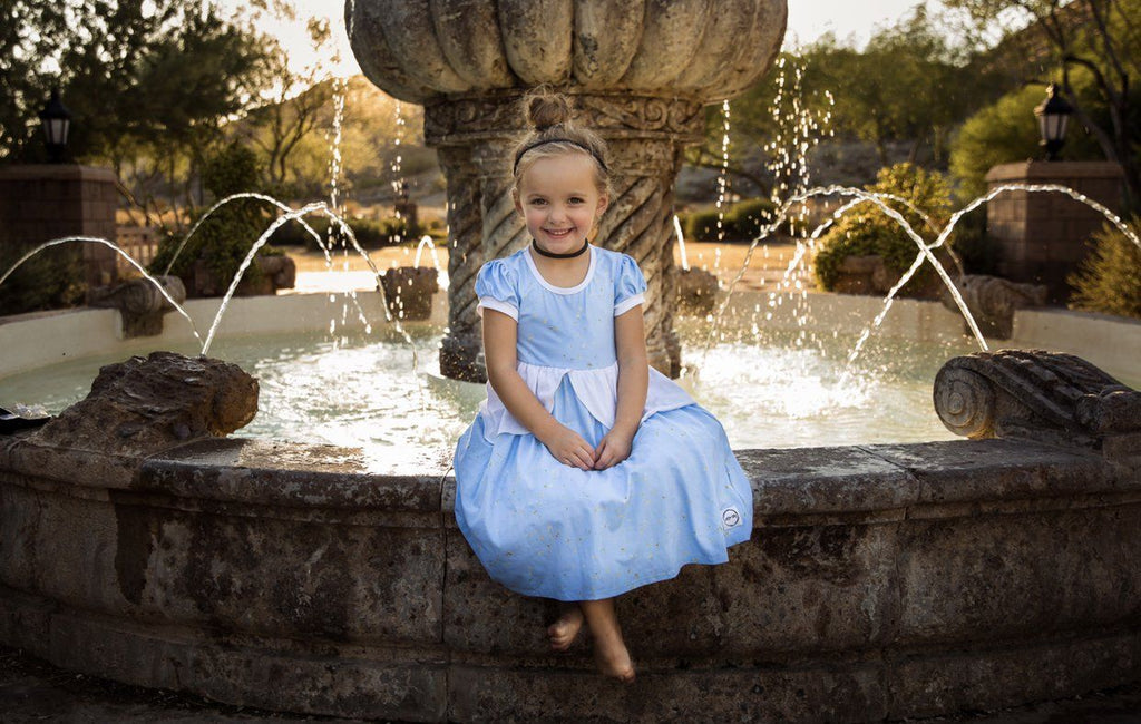 Cinderella Dress-Up Dress Dress Just For Littles