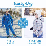 Load image into Gallery viewer, Cozy-Dry Waterproof Mitten accessories Jan & Jul