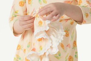 Flower Bud Twirl Dress Just For Littles