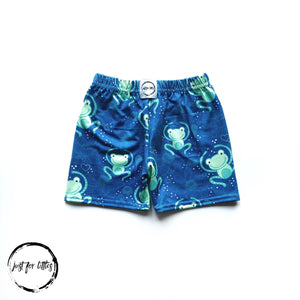Frog Shorts Just For Littles