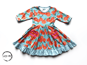 Fruit Twirl Dress Just For Littles
