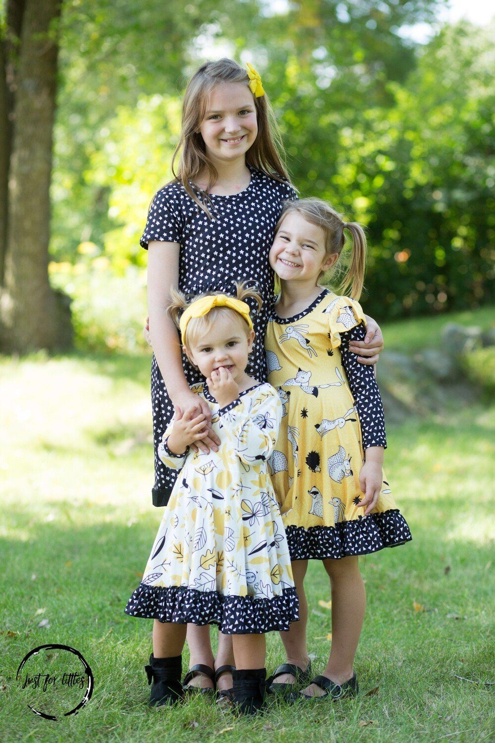 Happy Animal Twirl Dress Just For Littles