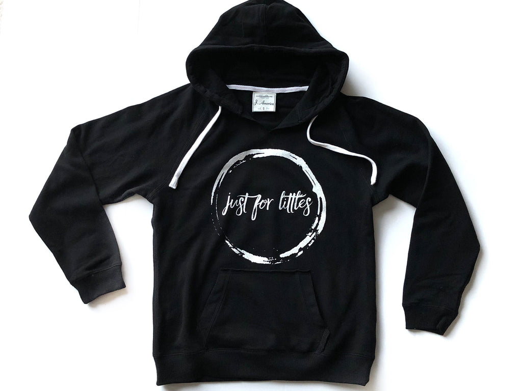 JustForLittles Hooded Sweatshirt Just For Littles