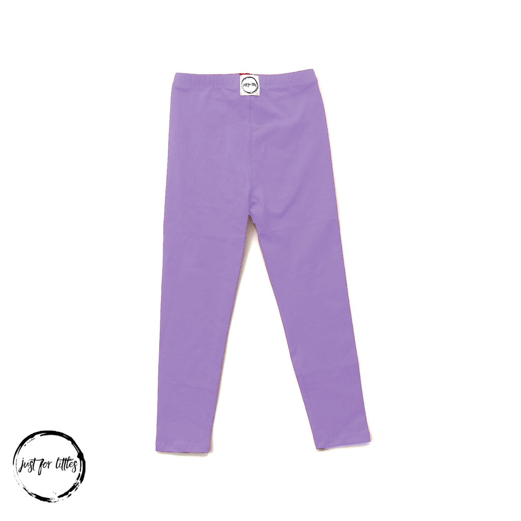 #Lavender Leggings Bottoms Just For Littles™