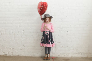 Love Twirl Dress Just For Littles
