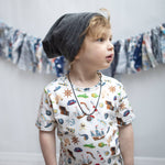 Load image into Gallery viewer, Pirate T-Shirt Just For Littles